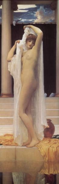 Leighton The Bath of Psyche